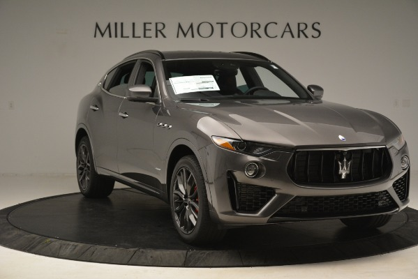 New 2019 Maserati Levante S Q4 GranSport for sale $103,440 at Maserati of Westport in Westport CT 06880 11