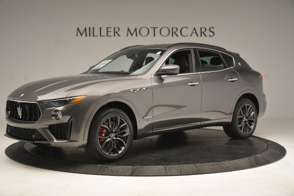 New 2019 Maserati Levante S Q4 GranSport for sale $103,440 at Maserati of Westport in Westport CT 06880 2