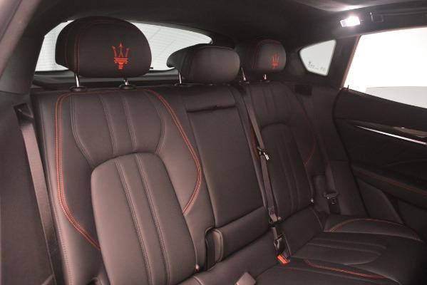 New 2019 Maserati Levante S Q4 GranSport for sale Sold at Maserati of Westport in Westport CT 06880 26