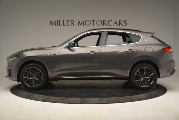 New 2019 Maserati Levante S Q4 GranSport for sale $103,440 at Maserati of Westport in Westport CT 06880 3