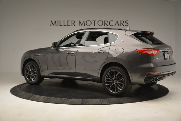 New 2019 Maserati Levante S Q4 GranSport for sale $103,440 at Maserati of Westport in Westport CT 06880 4