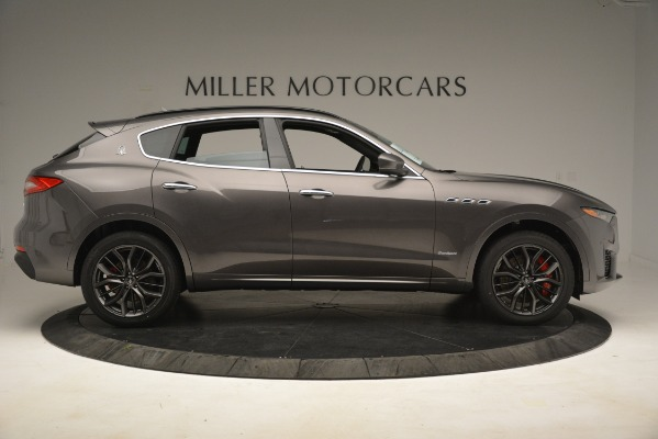 New 2019 Maserati Levante S Q4 GranSport for sale $103,440 at Maserati of Westport in Westport CT 06880 9