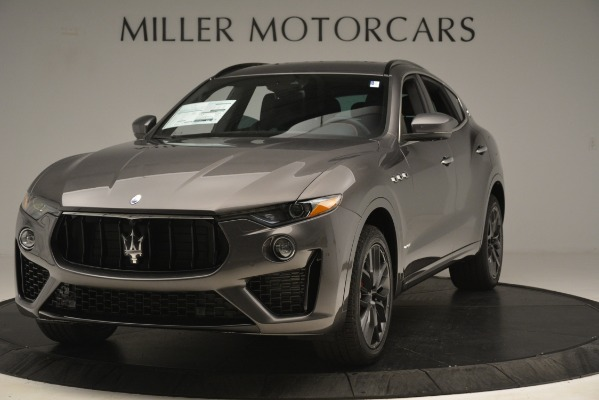 New 2019 Maserati Levante S Q4 GranSport for sale $103,440 at Maserati of Westport in Westport CT 06880 1