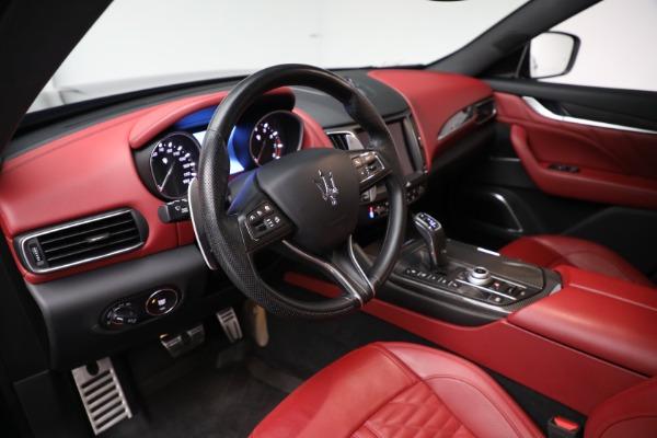 New 2019 Maserati Levante S Q4 GranSport for sale Sold at Maserati of Westport in Westport CT 06880 13