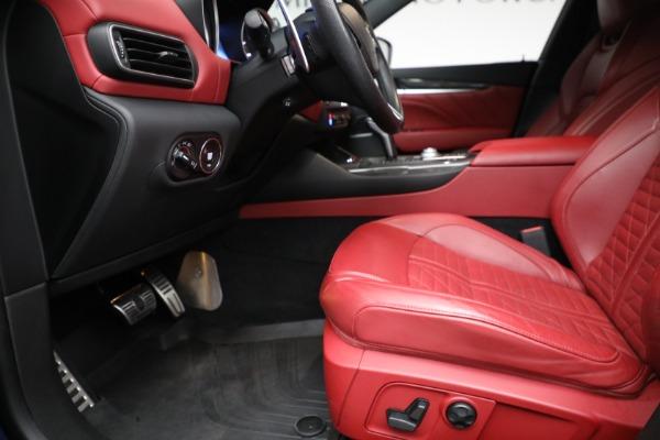 New 2019 Maserati Levante S Q4 GranSport for sale Sold at Maserati of Westport in Westport CT 06880 14