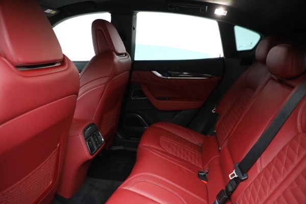 New 2019 Maserati Levante S Q4 GranSport for sale Sold at Maserati of Westport in Westport CT 06880 19