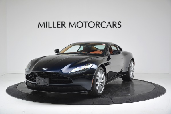 New 2019 Aston Martin DB11 V8 for sale Sold at Maserati of Westport in Westport CT 06880 2