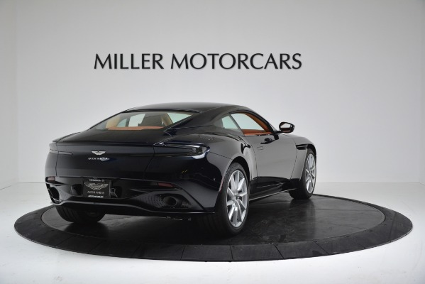 New 2019 Aston Martin DB11 V8 for sale Sold at Maserati of Westport in Westport CT 06880 7