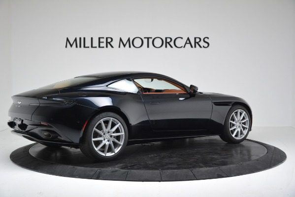 New 2019 Aston Martin DB11 V8 for sale Sold at Maserati of Westport in Westport CT 06880 8