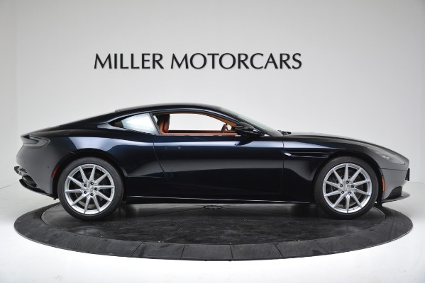 New 2019 Aston Martin DB11 V8 for sale Sold at Maserati of Westport in Westport CT 06880 9