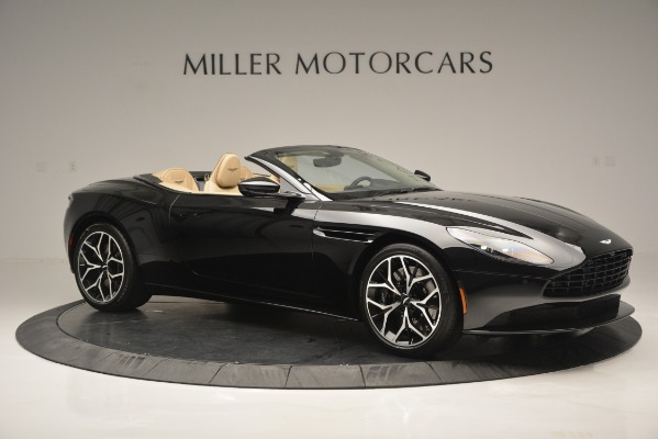 New 2019 Aston Martin DB11 V8 Convertible for sale Sold at Maserati of Westport in Westport CT 06880 10
