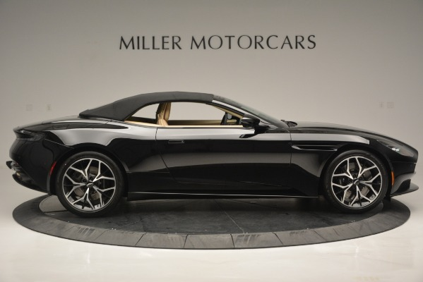 New 2019 Aston Martin DB11 V8 Convertible for sale Sold at Maserati of Westport in Westport CT 06880 16