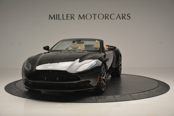 New 2019 Aston Martin DB11 V8 Convertible for sale Sold at Maserati of Westport in Westport CT 06880 2