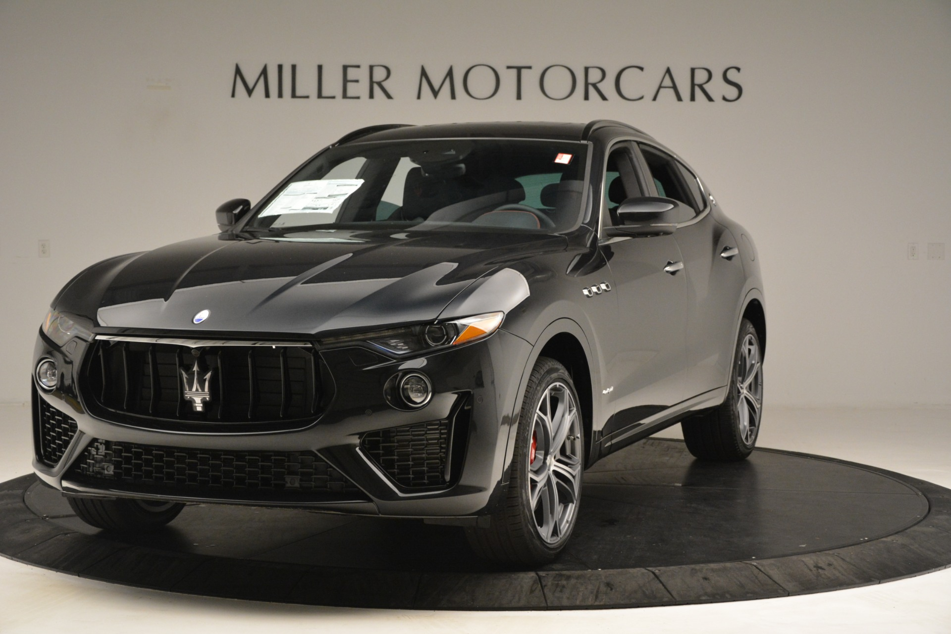 New 2019 Maserati Levante S Q4 GranSport for sale Sold at Maserati of Westport in Westport CT 06880 1