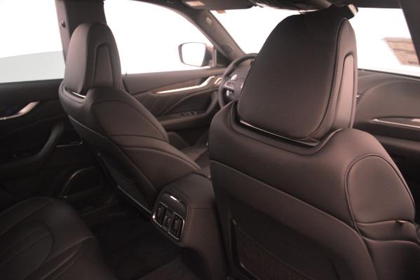 New 2019 Maserati Levante S Q4 GranSport for sale Sold at Maserati of Westport in Westport CT 06880 28