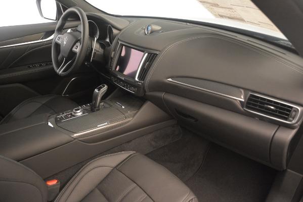 New 2019 Maserati Levante S Q4 GranSport for sale $104,840 at Maserati of Westport in Westport CT 06880 22