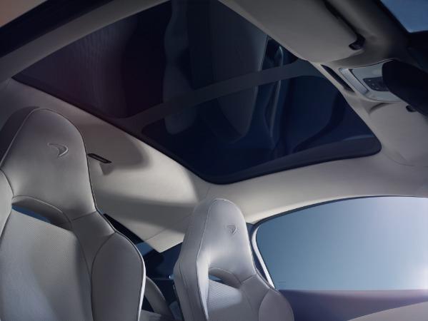 New 2020 McLaren GT Coupe for sale Sold at Maserati of Westport in Westport CT 06880 12
