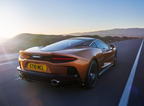 New 2020 McLaren GT Coupe for sale Sold at Maserati of Westport in Westport CT 06880 2