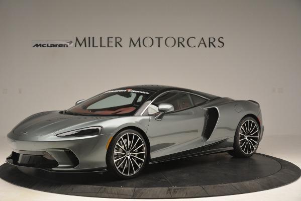 New 2020 McLaren GT Coupe for sale Sold at Maserati of Westport in Westport CT 06880 22