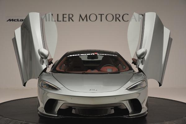 New 2020 McLaren GT Coupe for sale Sold at Maserati of Westport in Westport CT 06880 23