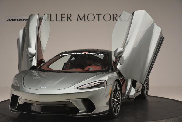 New 2020 McLaren GT Coupe for sale Sold at Maserati of Westport in Westport CT 06880 24