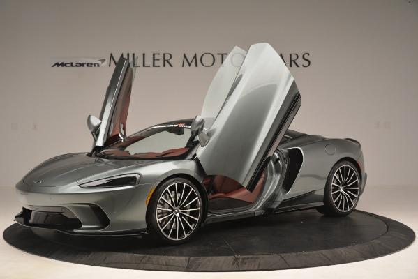 New 2020 McLaren GT Coupe for sale Sold at Maserati of Westport in Westport CT 06880 25