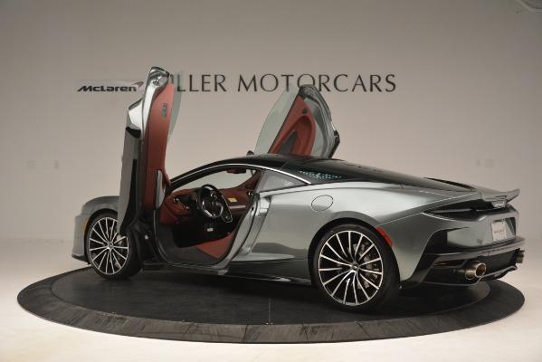 New 2020 McLaren GT Coupe for sale Sold at Maserati of Westport in Westport CT 06880 27