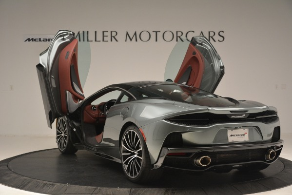 New 2020 McLaren GT Coupe for sale Sold at Maserati of Westport in Westport CT 06880 28