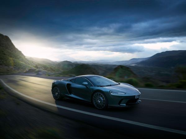 New 2020 McLaren GT Coupe for sale Sold at Maserati of Westport in Westport CT 06880 8