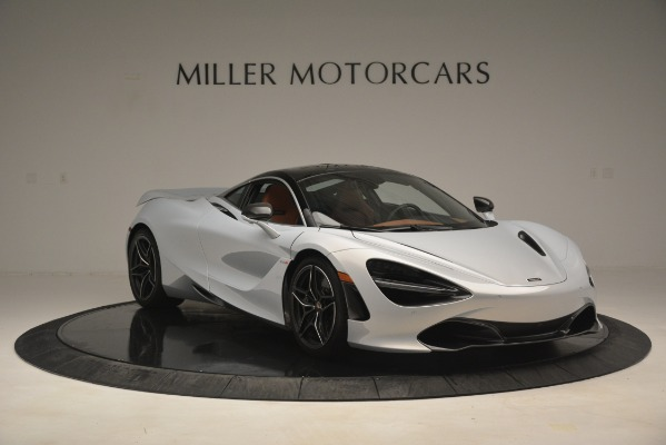 Used 2018 McLaren 720S Coupe for sale Sold at Maserati of Westport in Westport CT 06880 11