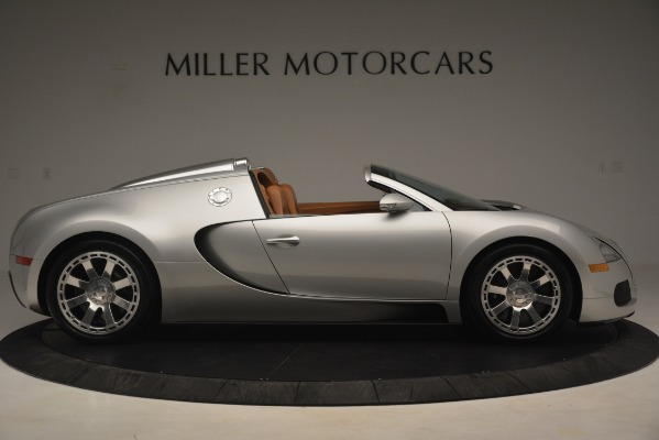 Used 2010 Bugatti Veyron 16.4 Grand Sport for sale Sold at Maserati of Westport in Westport CT 06880 10