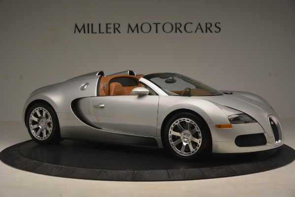 Used 2010 Bugatti Veyron 16.4 Grand Sport for sale Sold at Maserati of Westport in Westport CT 06880 11