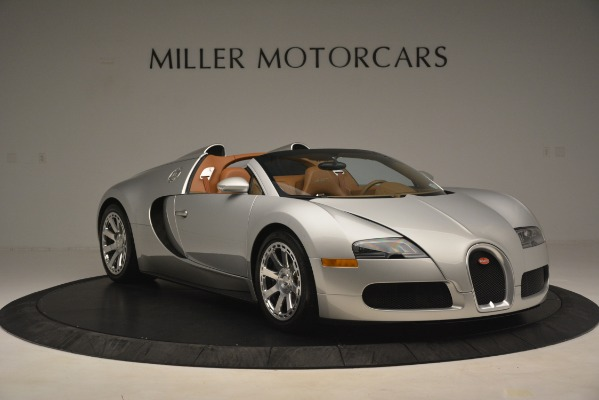 Used 2010 Bugatti Veyron 16.4 Grand Sport for sale Sold at Maserati of Westport in Westport CT 06880 12