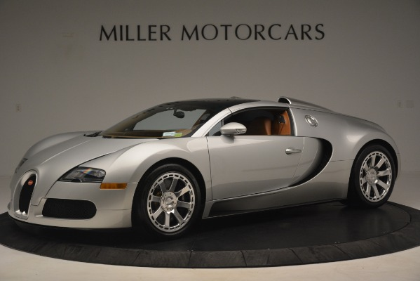 Used 2010 Bugatti Veyron 16.4 Grand Sport for sale Sold at Maserati of Westport in Westport CT 06880 13