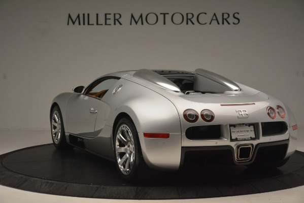 Used 2010 Bugatti Veyron 16.4 Grand Sport for sale Sold at Maserati of Westport in Westport CT 06880 16