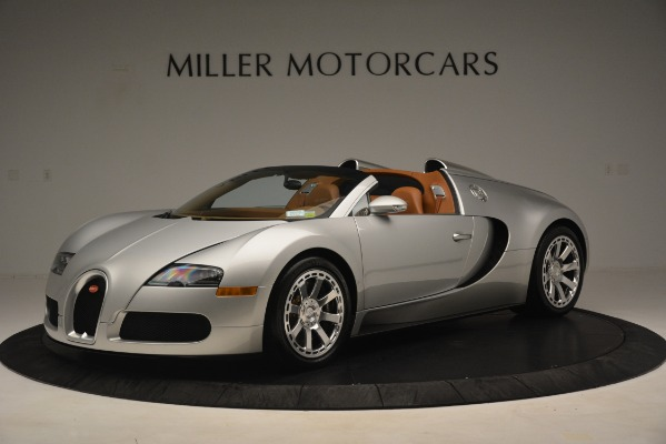Used 2010 Bugatti Veyron 16.4 Grand Sport for sale Sold at Maserati of Westport in Westport CT 06880 2