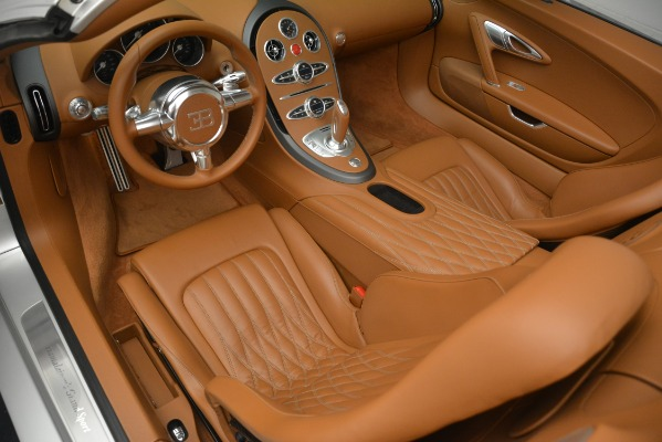 Used 2010 Bugatti Veyron 16.4 Grand Sport for sale Sold at Maserati of Westport in Westport CT 06880 23