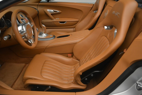 Used 2010 Bugatti Veyron 16.4 Grand Sport for sale Sold at Maserati of Westport in Westport CT 06880 24