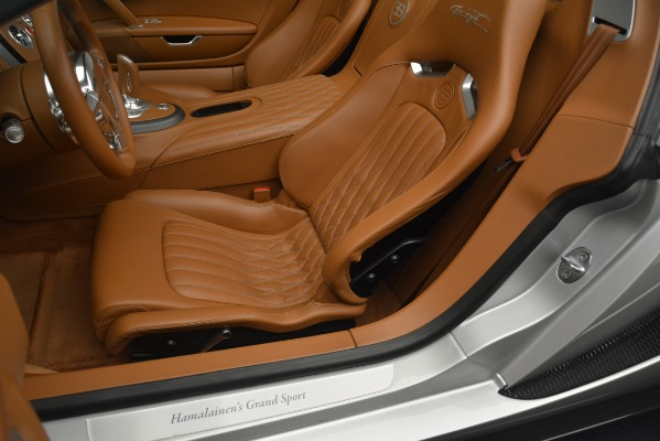 Used 2010 Bugatti Veyron 16.4 Grand Sport for sale Sold at Maserati of Westport in Westport CT 06880 25