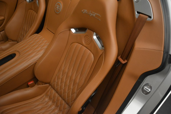 Used 2010 Bugatti Veyron 16.4 Grand Sport for sale Sold at Maserati of Westport in Westport CT 06880 26