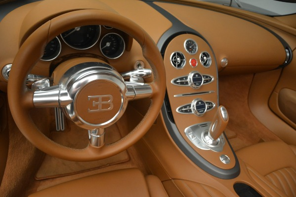 Used 2010 Bugatti Veyron 16.4 Grand Sport for sale Sold at Maserati of Westport in Westport CT 06880 28