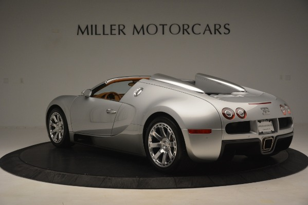 Used 2010 Bugatti Veyron 16.4 Grand Sport for sale Sold at Maserati of Westport in Westport CT 06880 6