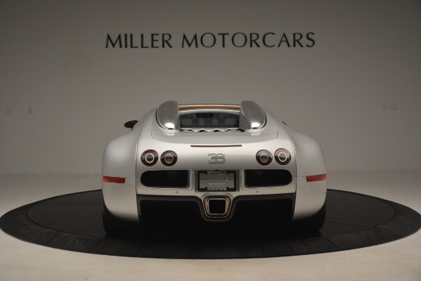 Used 2010 Bugatti Veyron 16.4 Grand Sport for sale Sold at Maserati of Westport in Westport CT 06880 7