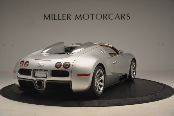 Used 2010 Bugatti Veyron 16.4 Grand Sport for sale Sold at Maserati of Westport in Westport CT 06880 8