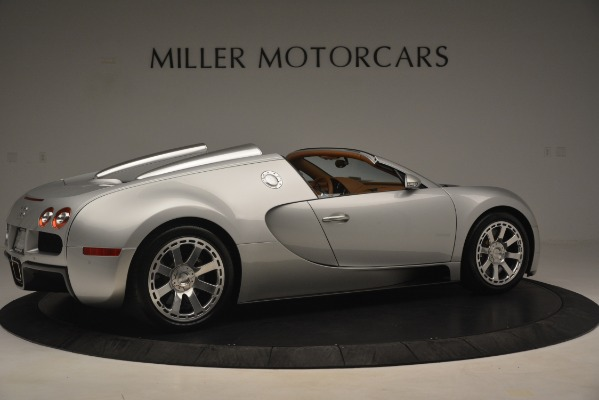 Used 2010 Bugatti Veyron 16.4 Grand Sport for sale Sold at Maserati of Westport in Westport CT 06880 9