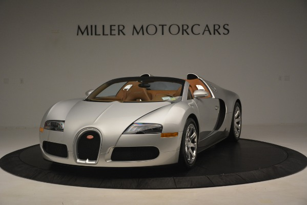 Used 2010 Bugatti Veyron 16.4 Grand Sport for sale Sold at Maserati of Westport in Westport CT 06880 1