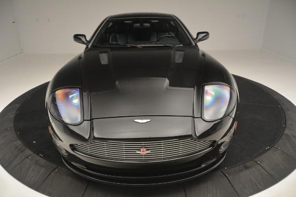 Used 2004 Aston Martin V12 Vanquish for sale Sold at Maserati of Westport in Westport CT 06880 10