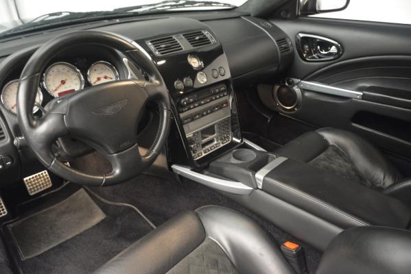 Used 2004 Aston Martin V12 Vanquish for sale Sold at Maserati of Westport in Westport CT 06880 11