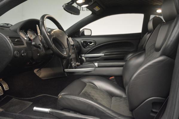 Used 2004 Aston Martin V12 Vanquish for sale Sold at Maserati of Westport in Westport CT 06880 12