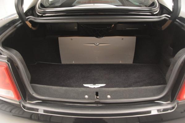 Used 2004 Aston Martin V12 Vanquish for sale Sold at Maserati of Westport in Westport CT 06880 16